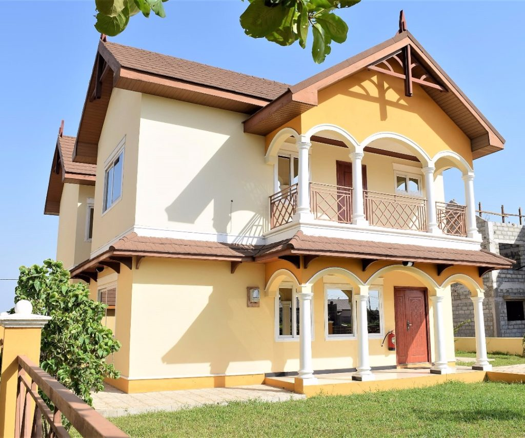 4 Bedroom Detached House For Sale In A Gated Community At