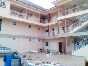 2 Bedroom Self Contained For Rent At Madina Ritemove Ajs Com